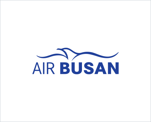 FLY SMART AIR BUSAN. Class of service is different.
